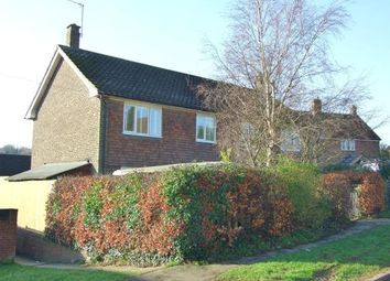 Thumbnail 3 bed semi-detached house for sale in Marley Rise, Battle, East Sussex, .