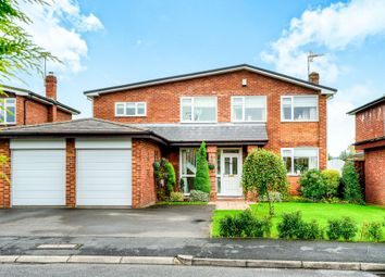 Thumbnail 5 bed detached house for sale in Dugard Place, Barford, Warwick, Warwickshire