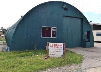 Thumbnail Retail premises for sale in Unit 8, Roudham Park Ind Est, Norwich