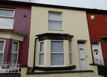 Thumbnail 3 bed property to rent in Kilburn Street, Liverpool