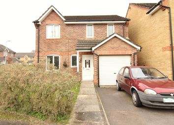 Thumbnail 3 bed detached house for sale in Orangery Walk, Newport