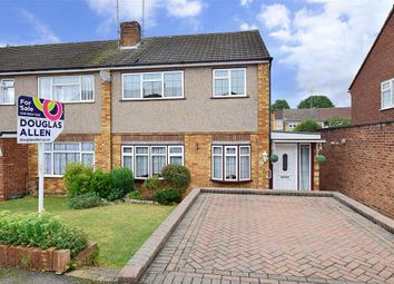 Thumbnail 3 bed end terrace house for sale in Honey Brook, Waltham Abbey, Essex