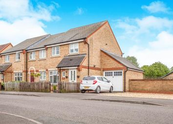 Thumbnail 3 bedroom end terrace house for sale in Cottenham, Cambridge, Cambridgeshire