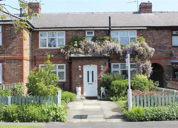 Thumbnail 3 bed terraced house for sale in Addison Road, Irlam, Manchester