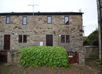 Thumbnail 2 bed end terrace house for sale in Wood Lane, Chapelthorpe, Wakefield
