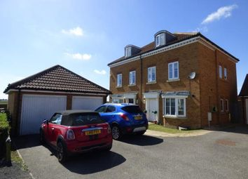 Thumbnail 3 bed semi-detached house for sale in Hedgers Way, Kingsnorth, Ashford, Kent