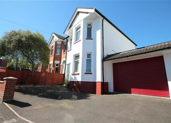 Thumbnail 4 bedroom semi-detached house to rent in Davis Road, Parkstone, Poole