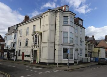 Thumbnail 1 bed flat to rent in York Road, Great Yarmouth