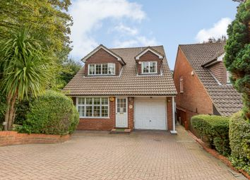 Thumbnail 4 bed detached house for sale in Meadowbank, Watford