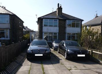 Thumbnail 3 bedroom semi-detached house for sale in Thornton Road, Bradford
