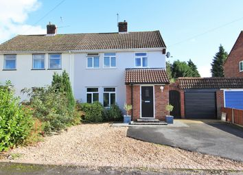 Thumbnail 3 bed semi-detached house for sale in St. Michaels Avenue, Fairlands, Guildford