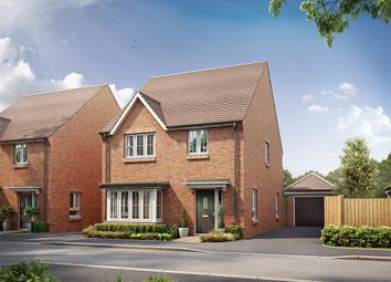 Thumbnail 4 bedroom detached house for sale in Hyde End Road, Wokingham