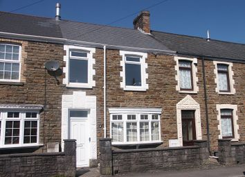 Thumbnail 2 bed property to rent in 27 Park Street, Tonna, Neath.