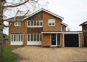 Thumbnail 4 bedroom detached house for sale in Manland Way, Harpenden, Hertfordshire