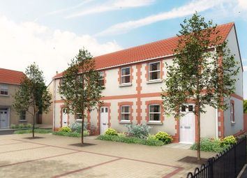 Thumbnail 3 bed end terrace house for sale in Stowfields, Downham Market