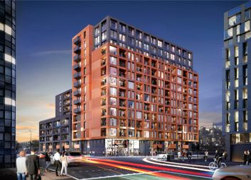 Thumbnail 1 bed flat for sale in X1 The Landmark, 2 Liverpool Street, Salford