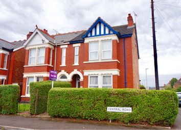 Thumbnail 4 bed semi-detached house for sale in Central Road, Linden, Gloucester