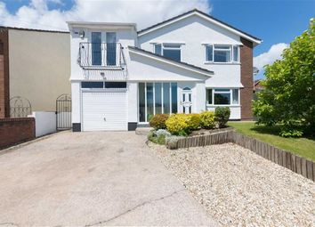Thumbnail 5 bed detached house for sale in Bridewell Gardens, Undy, Caldicot