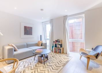 Thumbnail 1 bed flat to rent in Wharf Road, Islington