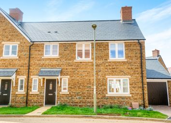 Thumbnail 3 bed semi-detached house for sale in Cotefield Drive, Bodicote, Banbury