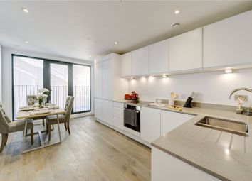Thumbnail 2 bed flat for sale in Kings Mews, London