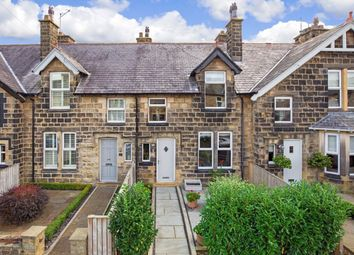 Thumbnail 2 bed terraced house for sale in Lawn Avenue, Burley In Wharfedale, Ilkley