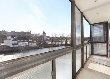 Thumbnail 2 bedroom flat to rent in Windsor Bridge Court, High Street, Eton, Windsor