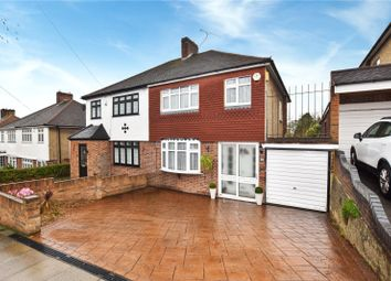 3 bed semi-detached house for sale in Meadowview Road, Bexley, Kent DA5