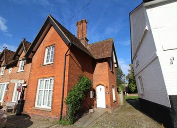 Thumbnail 2 bed terraced house to rent in High Street, Chipstead, Sevenoaks