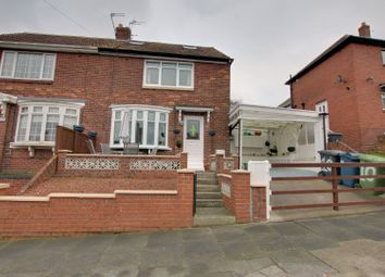 Thumbnail 2 bed semi-detached house for sale in Hardie Drive, East Boldon