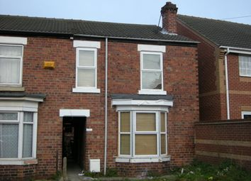 Thumbnail 3 bed terraced house to rent in Highfield Road, Doncaster, South Yorkshire