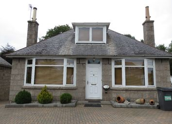Thumbnail 3 bed detached house to rent in Seafield Drive East, Aberdeen