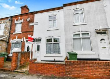 Thumbnail 3 bed terraced house for sale in Farringdon Street, Walsall, West Midlands