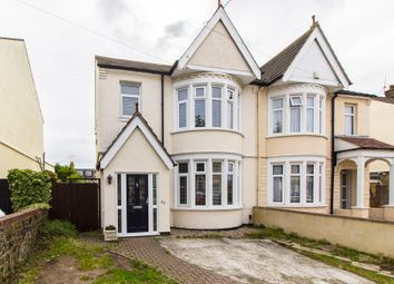 Thumbnail 3 bedroom semi-detached house for sale in Leamington Road, Southend-On-Sea