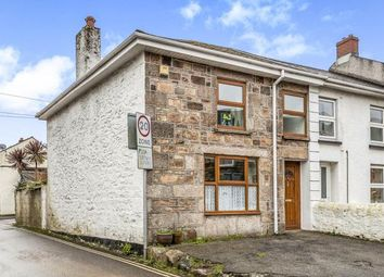 Thumbnail 3 bed end terrace house for sale in Camborne, Cornwall, Uk