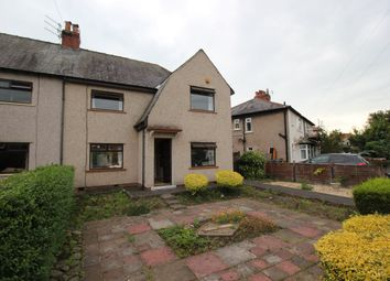 Thumbnail 3 bed semi-detached house to rent in Bowfell Avenue, Morecambe