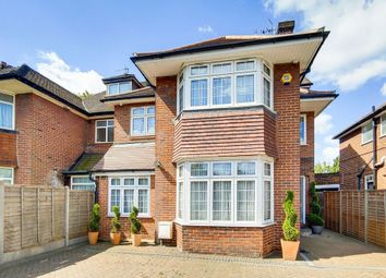 Thumbnail 6 bed semi-detached house for sale in Hendon Way, London