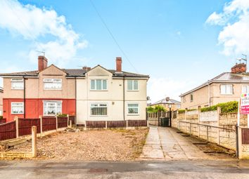Thumbnail 3 bed semi-detached house for sale in Arundel Avenue, Treeton, Rotherham