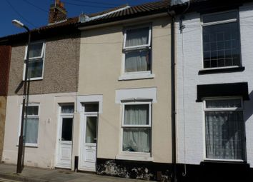Thumbnail 2 bedroom terraced house to rent in Highland Street, Southsea