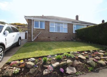 Thumbnail 2 bed semi-detached bungalow for sale in Sea View Crescent, Scarborough