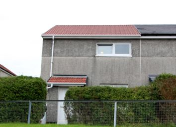 Thumbnail 2 bed end terrace house for sale in Stafford Way South, Greenock