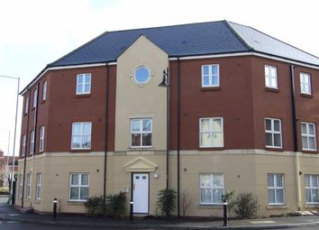 Thumbnail 2 bed flat for sale in Foundry Close, Melksham