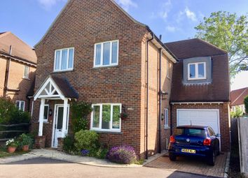 Thumbnail 4 bed detached house for sale in Main Street, Peasmarsh, Rye