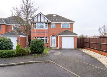 Thumbnail 5 bed detached house for sale in Jubilee Close, Syston, Leicester, Leicestershire