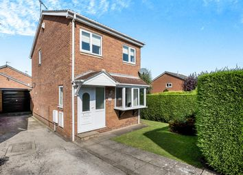 Thumbnail 3 bed detached house for sale in Manor Farm Close, Aughton, Sheffield