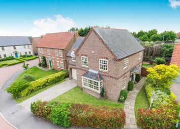 Thumbnail 4 bed detached house for sale in Cockerel's Roost, Newton-On-Trent, Lincoln