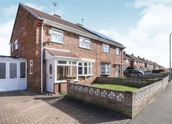 Thumbnail 3 bedroom semi-detached house for sale in Cheviot Road, Wolverhampton