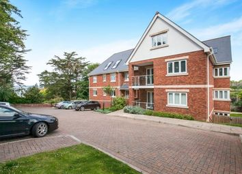Thumbnail 2 bedroom flat for sale in 9 Foxholes Hill, Exmouth, Devon