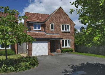 Thumbnail 4 bed detached house for sale in Princess Royal Close, Lymington, Hampshire