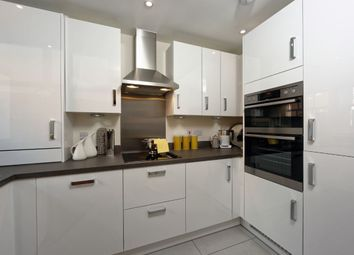 Thumbnail 1 bedroom flat for sale in Graylingwell Park, Connolly Way, Chichester, West Sussex